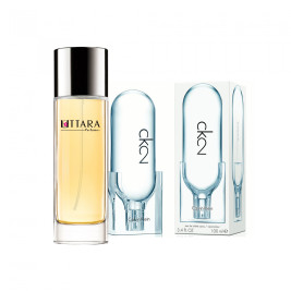 parfum isi ulang unisex celvin klein 2 collection